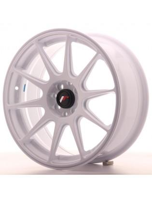 JR Wheels JR11 17x7,25 ET25 4x100/108 White