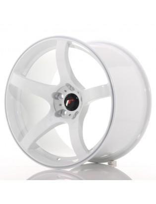 JR Wheels JR32 18x10,5 ET22 5x120 White