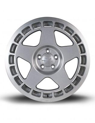 Turbomac 18x9 5x112 ET45 Silver