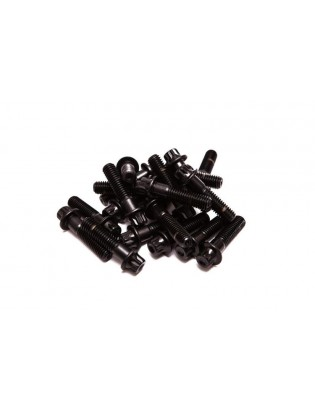 M8 x 32 Schwarz Felgenschraube Stahl Außenvielzahn