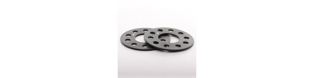 Spurplatten von diversen Herstellern für das perfekte Fittment